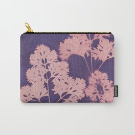 Cyanotype No. 10 Carry-All Pouch