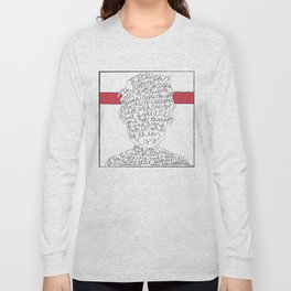 The Beers - The Front Bottoms Long Sleeve T-shirt
