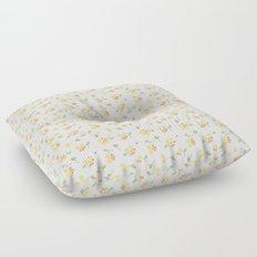 vintage 3 Floor Pillow