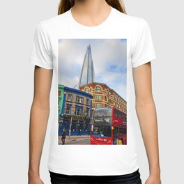 The Shard London Bridge Tower England T-shirt