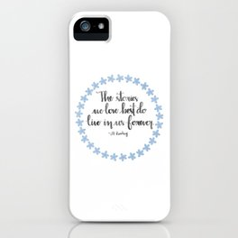 The Stories We Love Best iPhone Case
