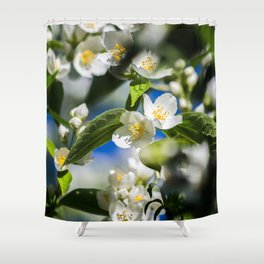 Goblet collection № IV Shower Curtain