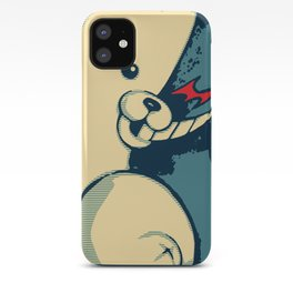 Monokuma: Vote For Ultimate Despair. A Danganronpa design iPhone Case