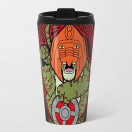 Battlecat of Fortune Travel Mug