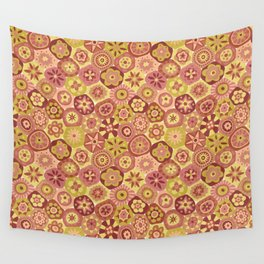 Millefiori-Canyon Colors Wall Tapestry