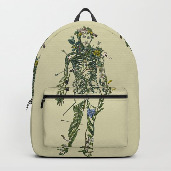 Wound Man Backpack