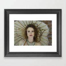 A bit of Beauty Framed Art Print