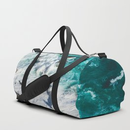 Wave Break - Ocean Shores Duffle Bag