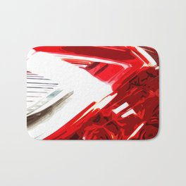 Porsche Light Bath Mat
