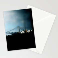 oil sight glass Stationery Cards