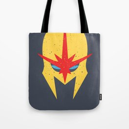 Nova - Bucket-Head Tote Bag