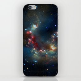 Galactic Spectacle iPhone Skin