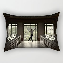 Live your dream Rectangular Pillow