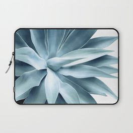 Bursting into life - teal Laptop Sleeve