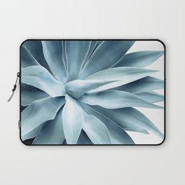 Bursting into life - teal Laptop Sleeve