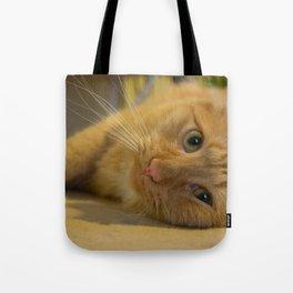 Fuzzy Comfort Tote Bag