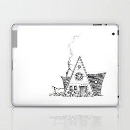 Hermit Cabin Laptop & iPad Skin