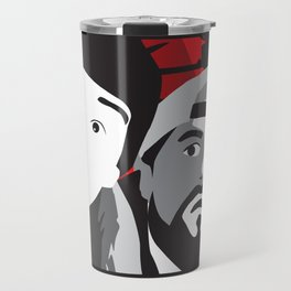 Jay and Bob Travel Mug