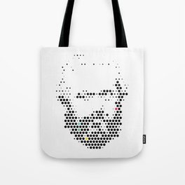 Marx in Dots Tote Bag