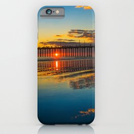 The Sky on the Sand iPhone Case