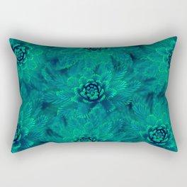 Water plants Rectangular Pillow