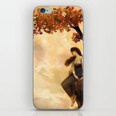 The Fall of Old Ways iPhone & iPod Skin