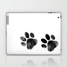 Cat's footprints Laptop & iPad Skin