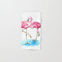Flamingo 1 Hand & Bath Towel