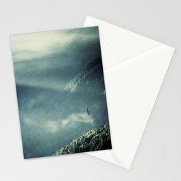 Misty Valley - Lombardia - Italy Stationery Cards