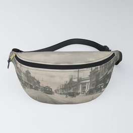 Tucson History - Downtown Congress Street Fanny Pack