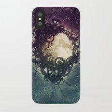 Clockwork Moon iPhone X Slim Case