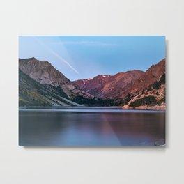 Lundy Lake Metal Print
