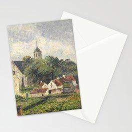 Camille Pissarro Petit Palais Stationery Cards