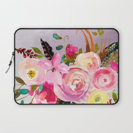 Flowers bouquet #40 Laptop Sleeve