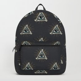 All seeing eye of God Backpack