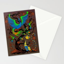 Fresque Stationery Cards