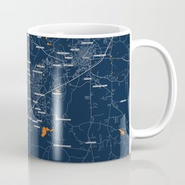 FanMap | NCAA Auburn #03 Coffee Mug