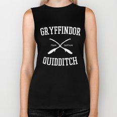 Hogwarts Quidditch Team: Gryffindor Biker Tank
