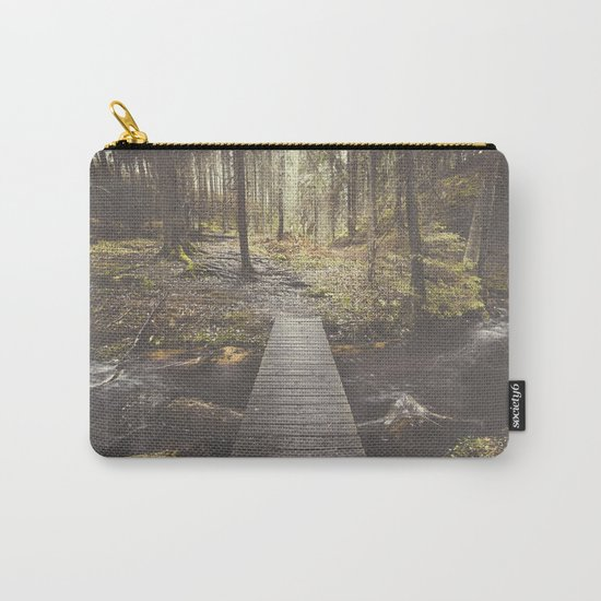 My home, the forest Carry-All Pouch