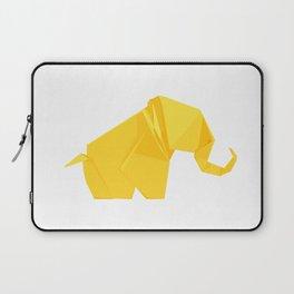 Origami Elephant Laptop Sleeve