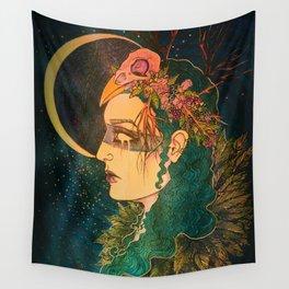 Morrigan: The Phantom Queen Wall Tapestry