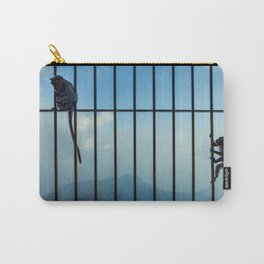 India - Monkey bars Carry-All Pouch