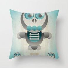 Skul Bros Throw Pillow