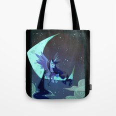 Lunas Tote Bag