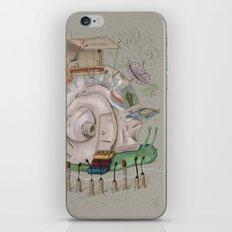 One man's trash - Snailer Park iPhone & iPod Skin