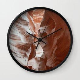 ANTELOPE CANYON XIII Wall Clock