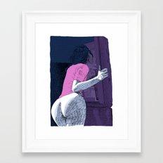 Big Love Framed Art Print