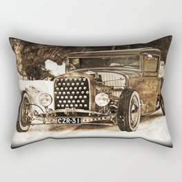 The Pixeleye - Special Edition Hot Rod Series IV Rectangular Pillow