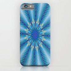 Frozen Flower - 2 Slim Case iPhone 6
