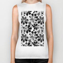 Flora Grey #society6 #buyart #decor Biker Tank
